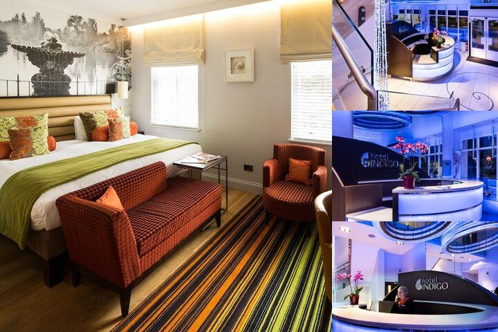 Hotel Indigo London Paddington photo collage