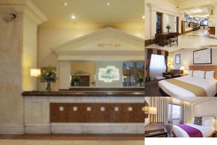 Holiday Inn London Kings Cross Bloomsbury photo collage