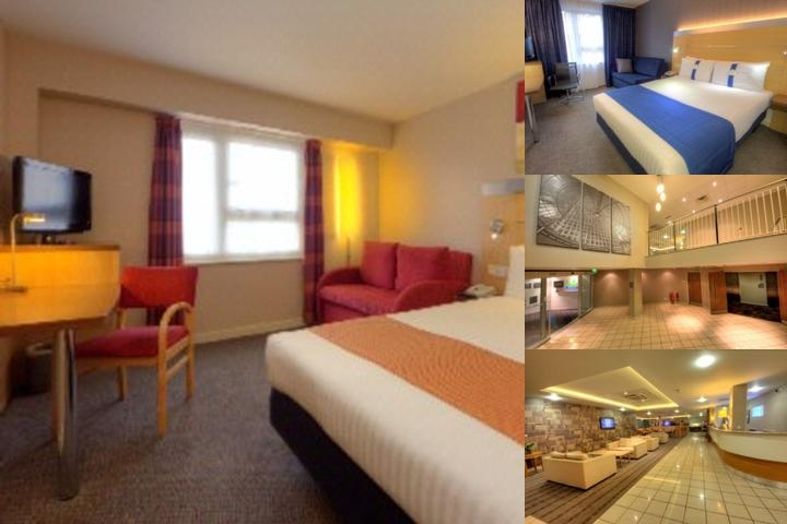 Holiday Inn Express London Limehouse photo collage