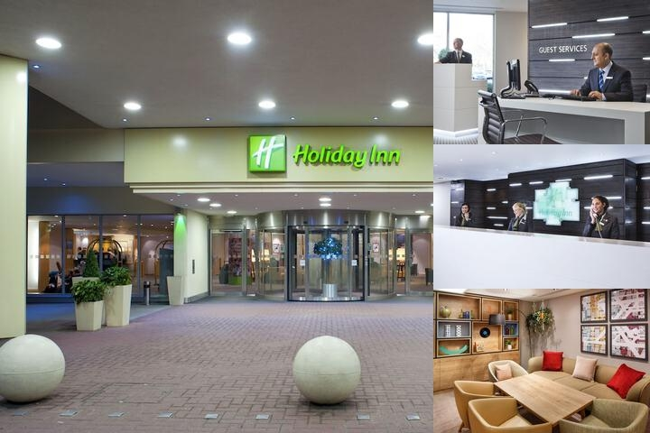 Holiday Inn London Heathrow M4jct.4 photo collage