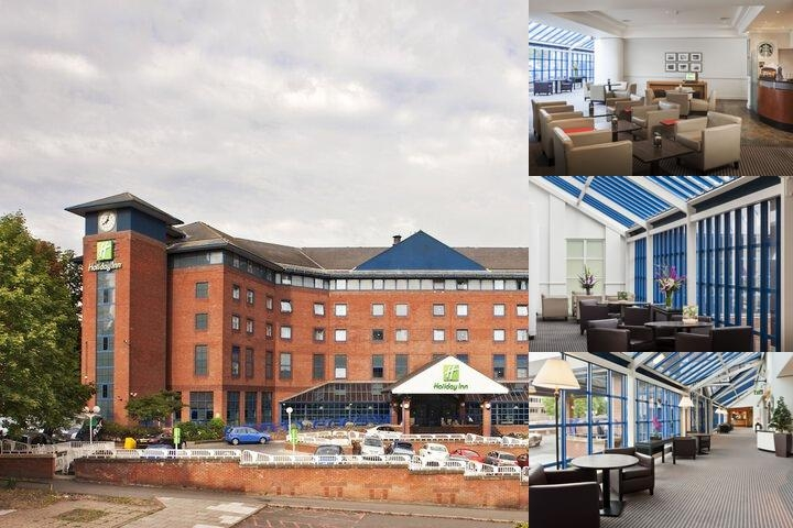 Holiday Inn London Sutton photo collage