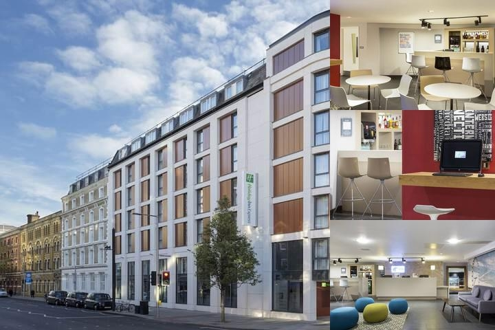 Holiday Inn Express London Southwark photo collage