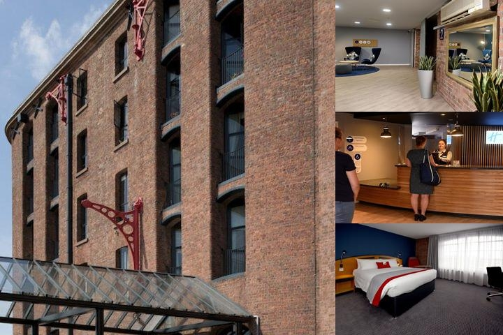 Holiday Inn Express Liverpool Albert Dock photo collage