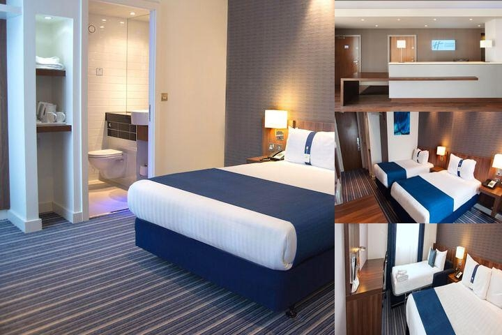 Holiday Inn Express Liverpool Hoylake photo collage