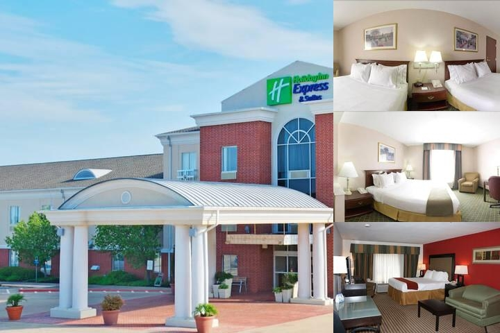Holiday Inn Express & Suites Livingston photo collage