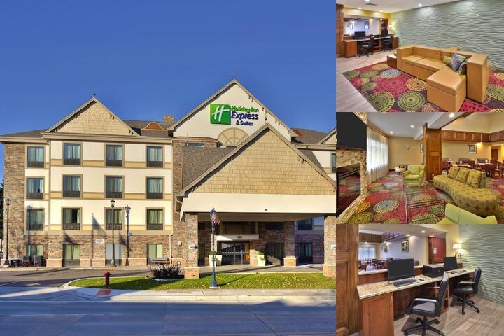 Holiday Inn Express & Suites Frankenmuth photo collage