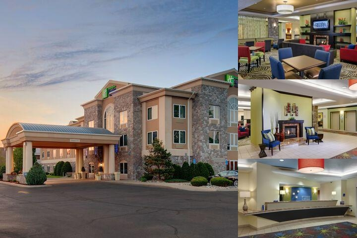 Holiday Inn Express & Suites Saginaw photo collage
