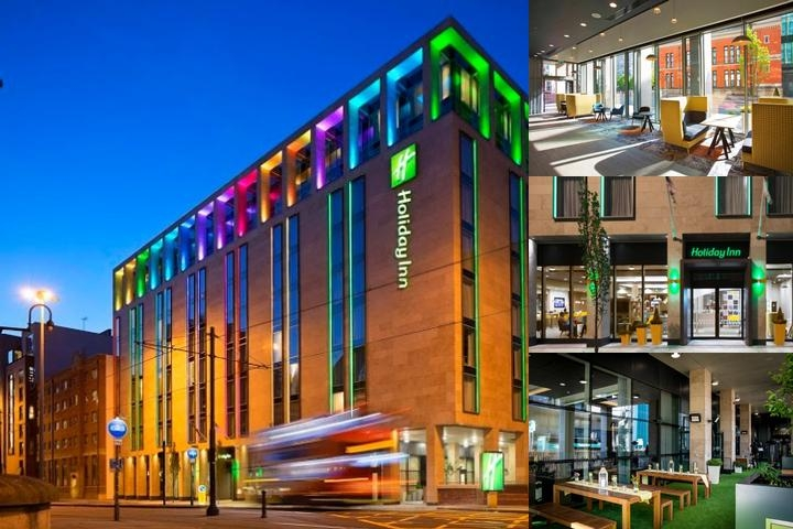 Holiday Inn Manchester City Centre photo collage