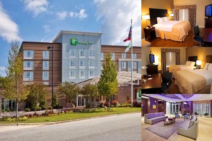 Holiday Inn Macon North photo collage