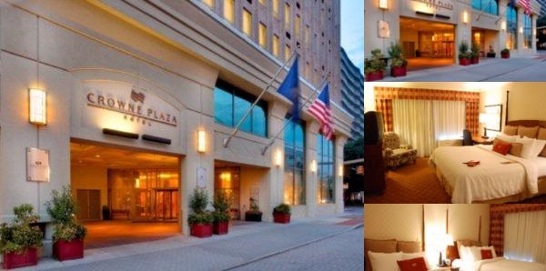 Crowne Plaza Harrisburg Hershey photo collage