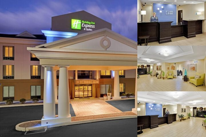 Holiday Inn Express & Suites Lebanon photo collage