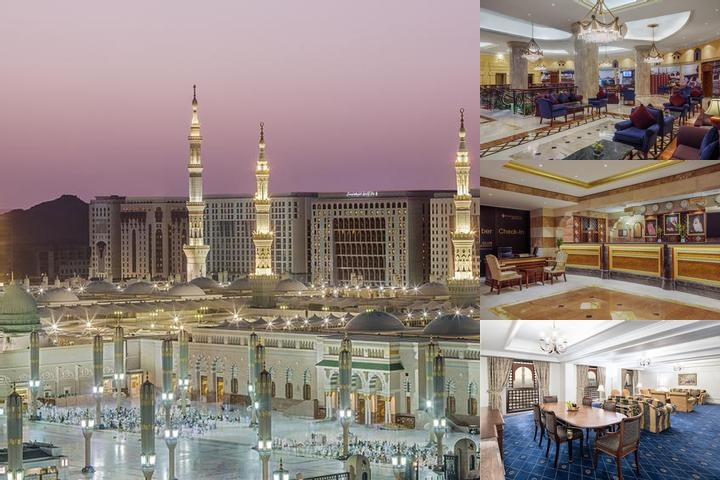 Intercontinental Madinah Dar Al Iman photo collage