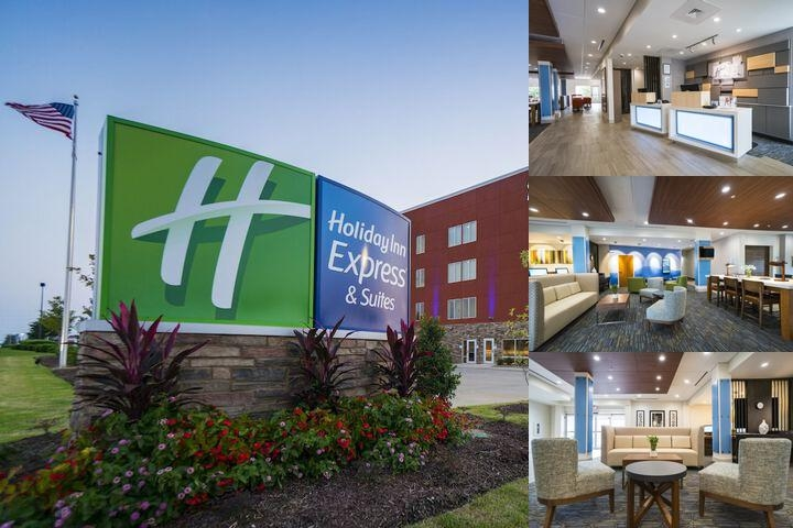 Holiday Inn Express & Suites Southaven Central Memphis photo collage
