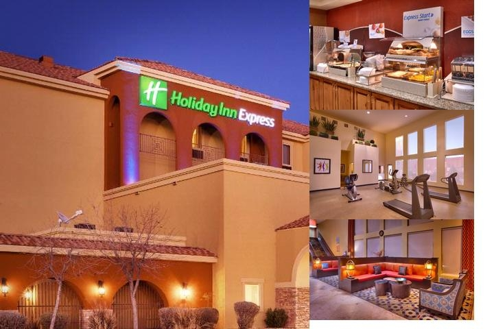 Holiday Inn Express & Suites Mesquite photo collage