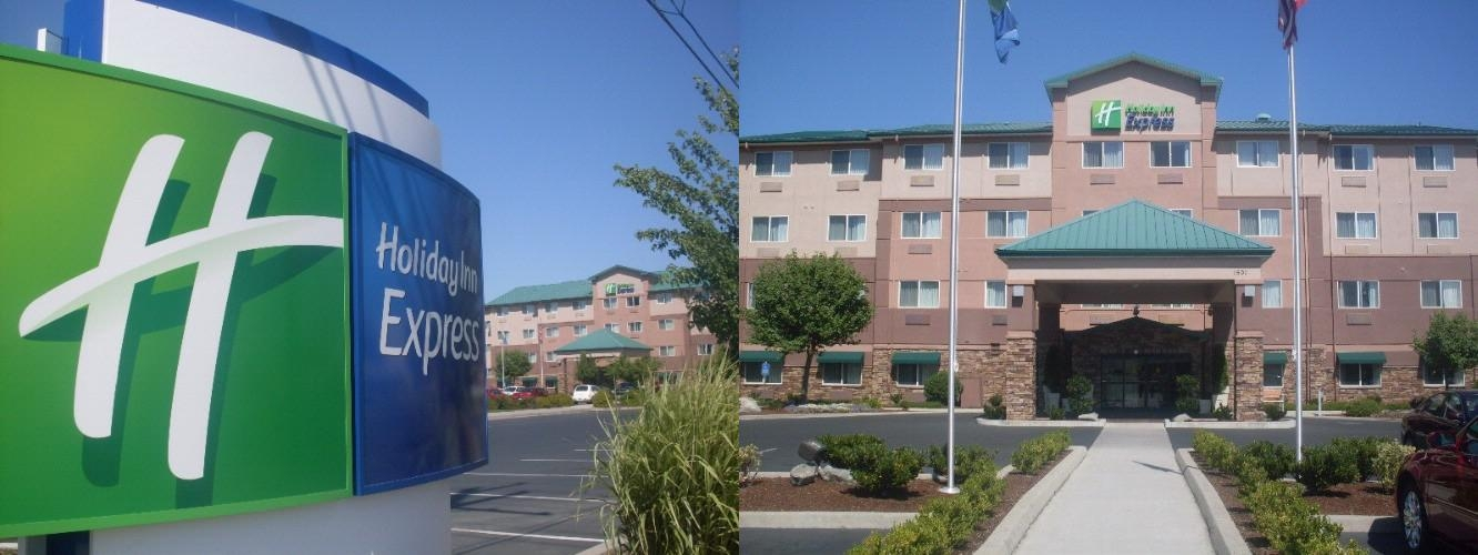 Holiday Inn Express Medford photo collage