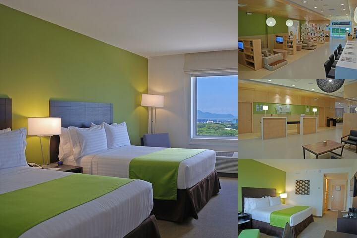 Holiday Inn Express Managua photo collage