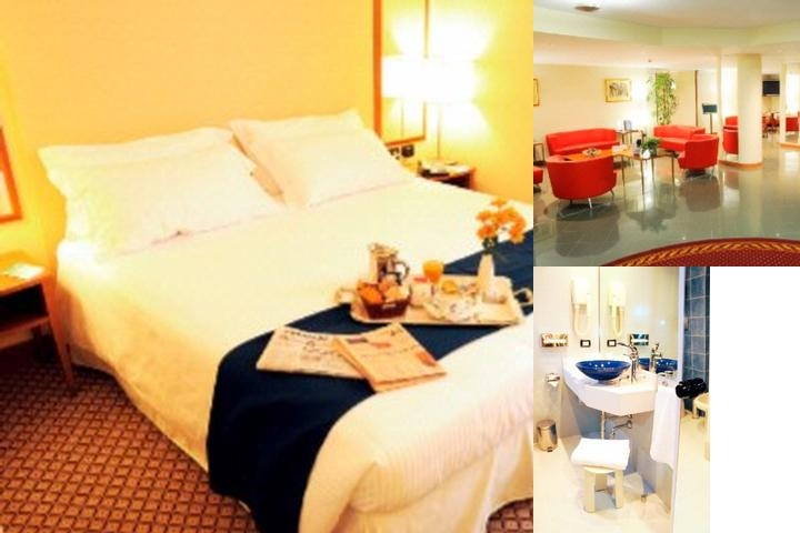 Holiday Inn Milan Linate Airport photo collage