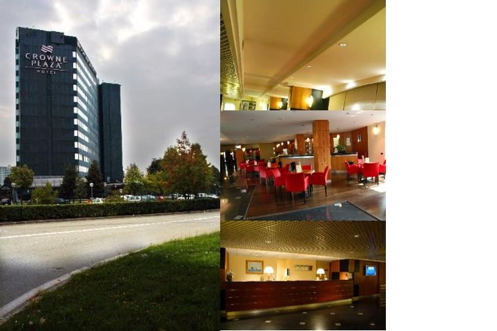 Crowne Plaza Milan Linate photo collage