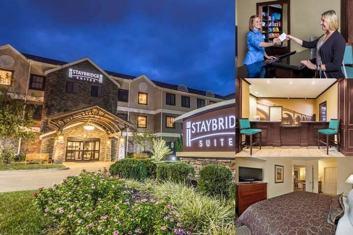 Staybridge Suites Kansas City Independence photo collage