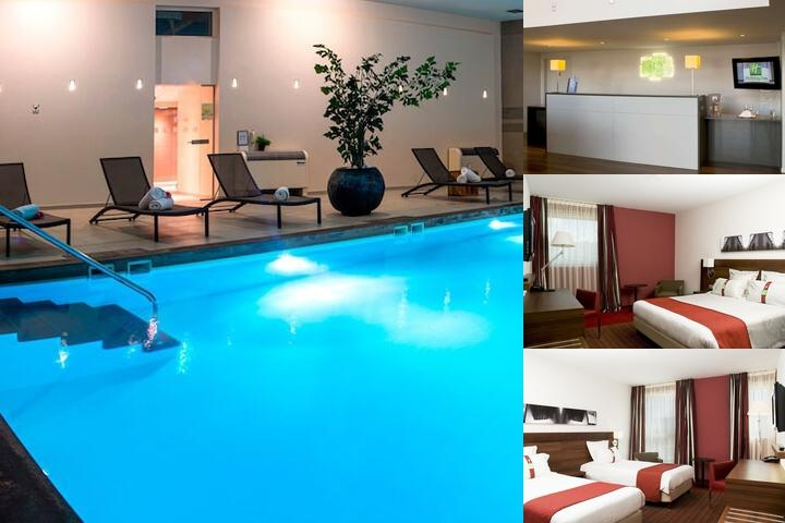 Holiday Inn Mulhouse photo collage