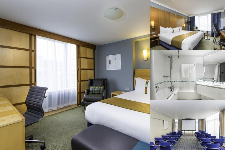 Holiday Inn Milton Keynes photo collage
