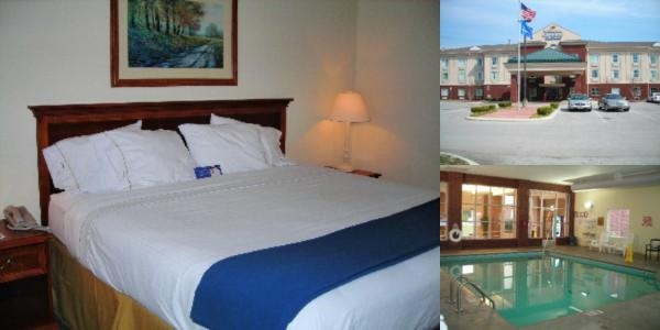Holiday Inn Express & Suites Manchester Conf Ctr(Tullahoma) photo collage