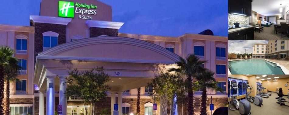 Holiday Inn Express & Suites Mobile / Saraland photo collage