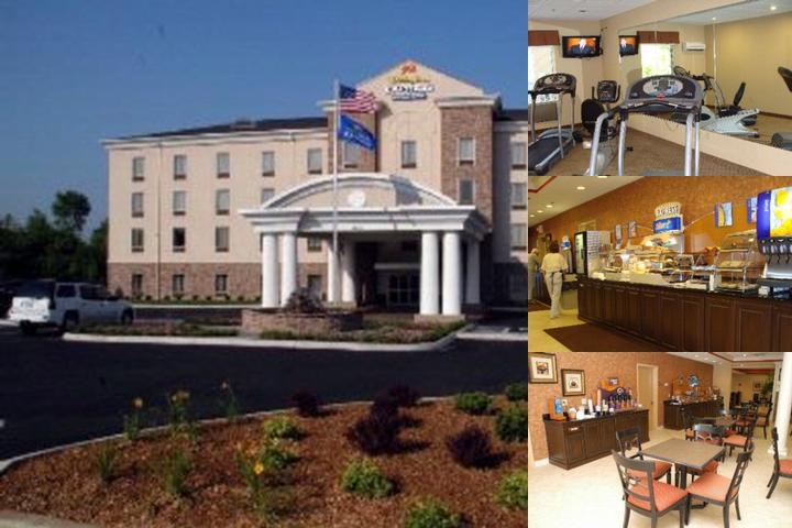 Holiday Inn Express & Suites Morristown photo collage