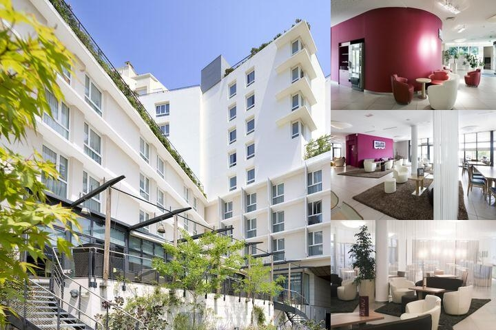 Holiday Inn Express Marseille Saint Charles photo collage