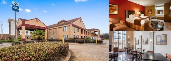 Best Western Airport Inn photo collage