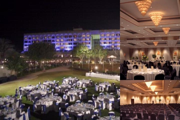Crowne Plaza Muscat photo collage