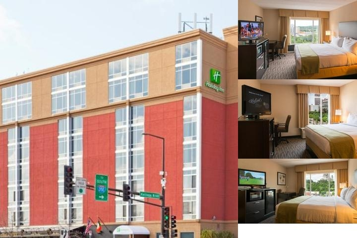 Holiday Inn St. Paul Downtown photo collage