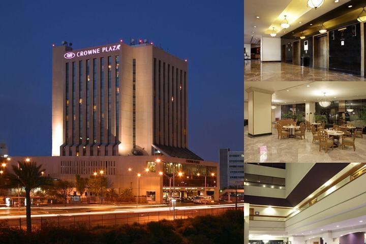 Crowne Plaza Monterrey photo collage
