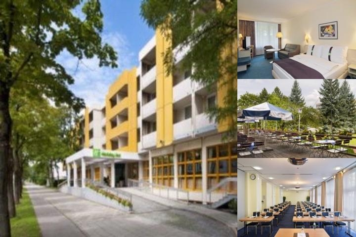 Holiday Inn Munich South photo collage