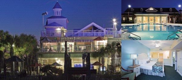Holiday Inn Club Vacations Myrtle Beach South Beach photo collage