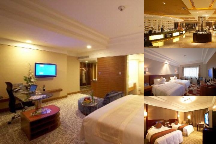 Crowne Plaza City Center Ningbo photo collage