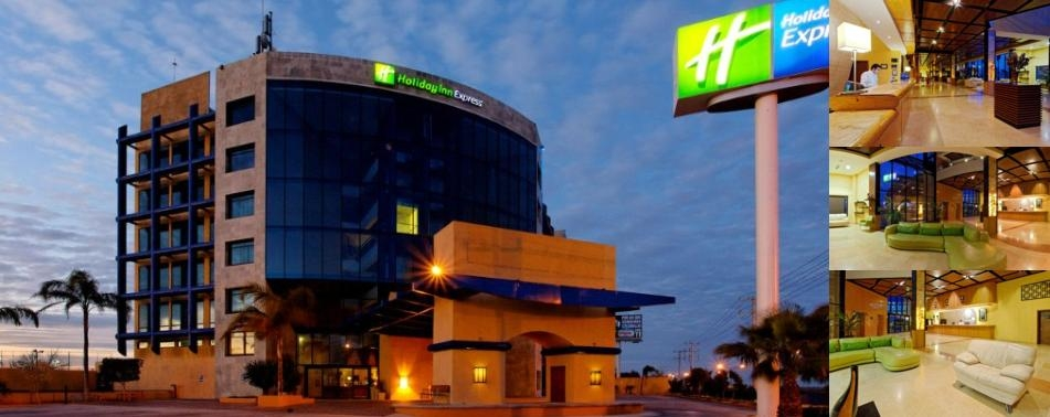 Holiday Inn Express Nuevo Laredo photo collage