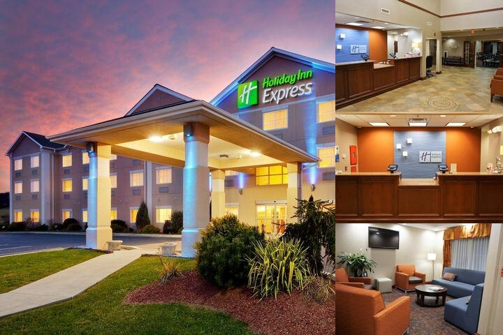 Holiday Inn Express & Suites Gibson photo collage