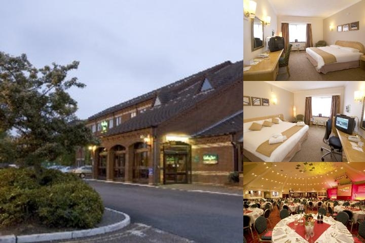 Holiday Inn Norwich North photo collage