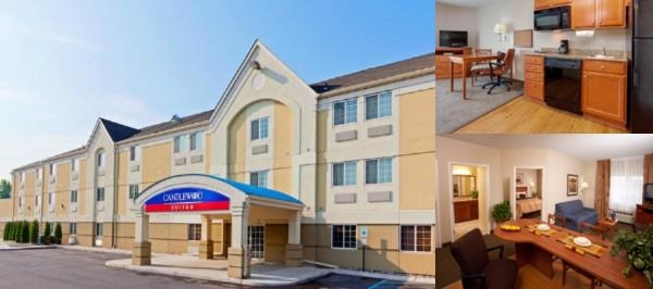Candlewood Suites Secaucus Meadowlands photo collage