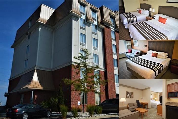Four Points by Sheraton Waterloo Kitchener Hotel photo collage