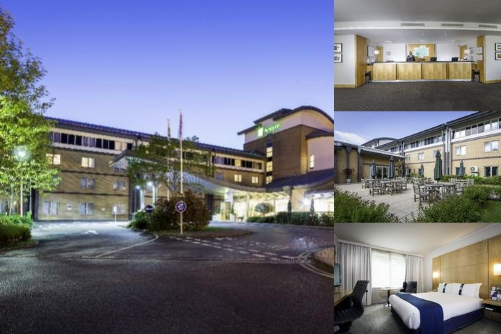 Holiday Inn Oxford photo collage