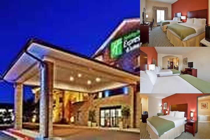 Holiday Inn Express & Suites Guthrie North Edmond photo collage