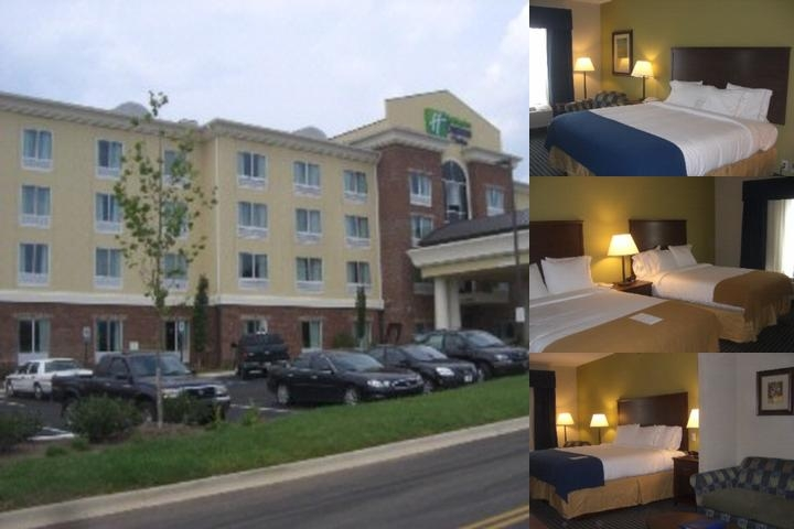 Holiday Inn Express & Suites Ooltewah Springs Chattanooga photo collage