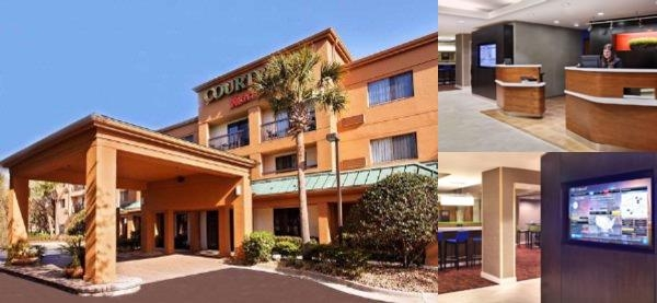 Courtyard by Marriott Tampa North photo collage