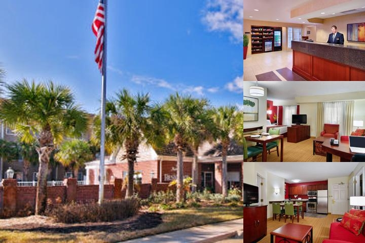 Residence Inn Tampa North Temple Terrace Fl 13420 North Telecom