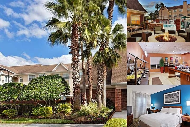 Residence Inn by Marriott Tampa Sabal Park / Brand photo collage