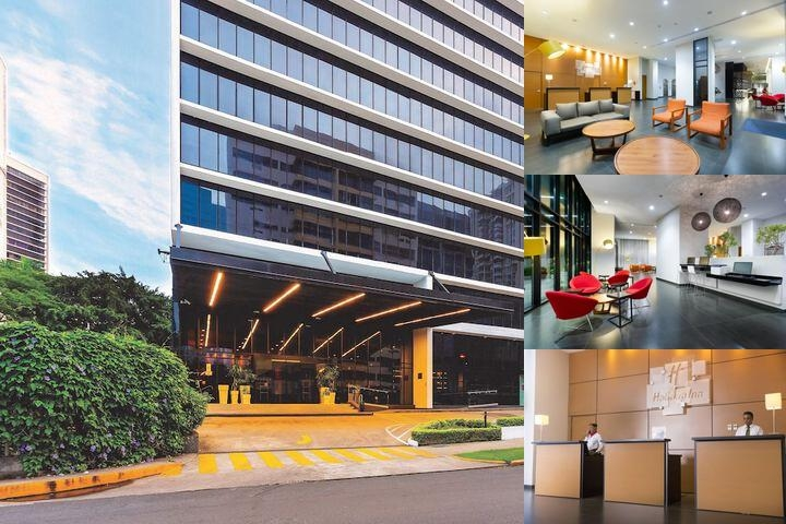 Holiday Inn Express Panama Distrito Financiero photo collage