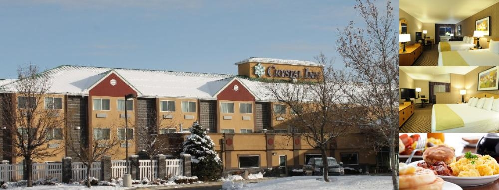 Crystal Inn West Valley Exterior