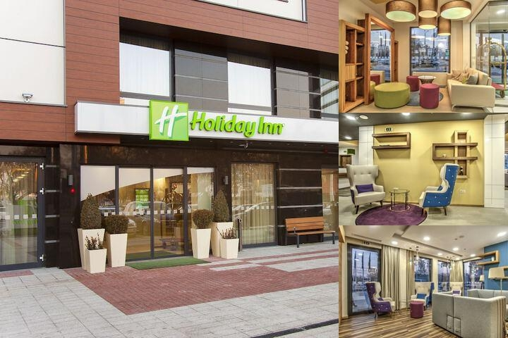 Holiday Inn Plovdiv photo collage